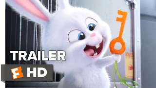 getlinkyoutube.com-The Secret Life of Pets Official 'Snowball' Trailer (2016) - Kevin Hart, Jenny Slate Movie HD