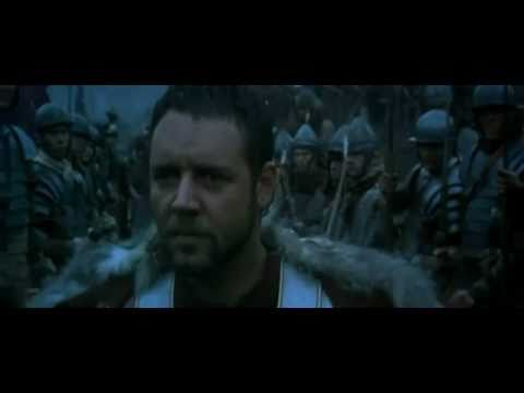 Gladiator Theatrical Movie Trailer (2000)