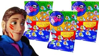 getlinkyoutube.com-LPS Colorfully Cute Pets Blind Bags Littlest Pet Shop Toy Opening Frozen Prince Hans Review