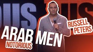 """getlinkyoutube.com-""""Arab Men""""   Russell Peters - Notorious"""