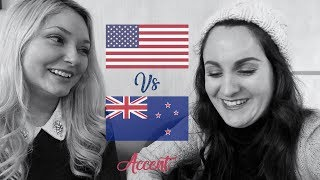 AMERICAN VS NEW ZEALAND ACCENT | Expats in Germany