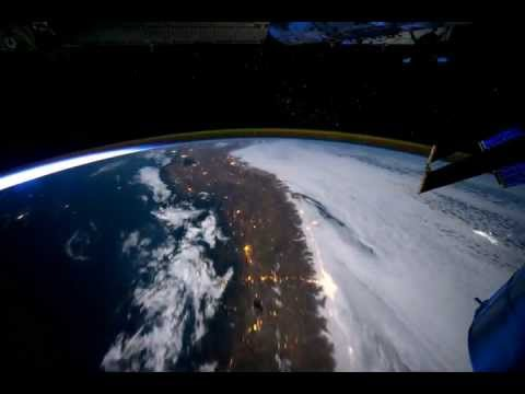 View Earth from Space on the NASA Space Station