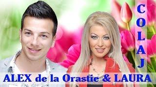 getlinkyoutube.com-ALEX DE LA ORASTIE SI LAURA (COLAJ - CELE MAI ASCULTATE MELODII)