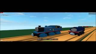 getlinkyoutube.com-Thomas gets Bumped-Roblox WR remake