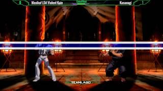 getlinkyoutube.com-KOF XIII Top 8 Japonawa 2015: Mexikof LDA Violent Kain vs Kusanagi
