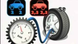 getlinkyoutube.com-Inflado de neumático correcto