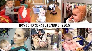 getlinkyoutube.com-VLOG PRE-VLOGMAS / Apurando últimas compras + BLACK FRIDAY + Consulta pediatra / MELLIZAS 10 meses