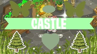 getlinkyoutube.com-Animal jam Speed decorate #3// Castle Den!