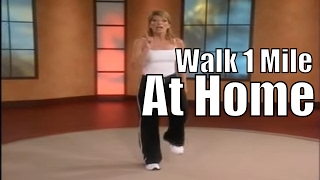 getlinkyoutube.com-1 Mile In Home Walk!