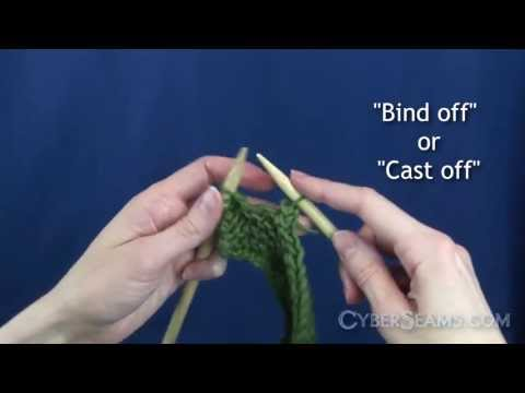 How To Knit - The Basics