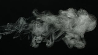 getlinkyoutube.com-Free Slow Motion Footage: Wispy Smoke Blowing