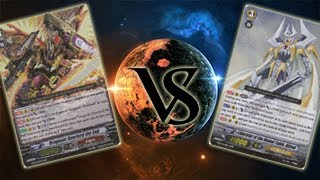getlinkyoutube.com-Liberator Vs Dragonic Overlord The End Kagero - Cardfight!! Vanguard Game 2