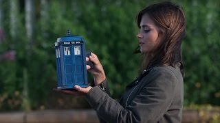 The TARDIS Shrinks - Flatline - Doctor Who - BBC