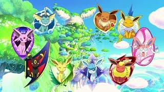 getlinkyoutube.com-Pokémon  PK19 Eevee And Friends