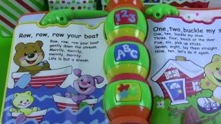 getlinkyoutube.com-Fisher Price Laugh and Learn Storybook Rhymes