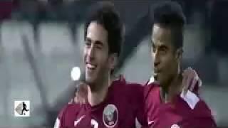 getlinkyoutube.com-اهداف مباراة العراق وقطر الاولمبي اسيا تحت 23 عام 2016