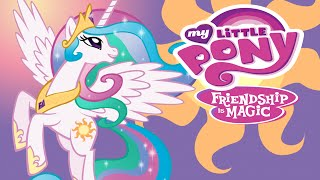 getlinkyoutube.com-My Little Pony Friendship is Magic Princess Celestia Co-Ruler of Equestria in Castle Creator Game