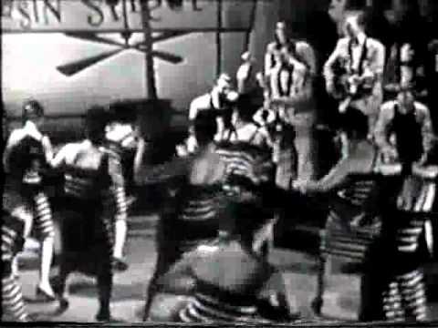 Bill Haley & His Comets - Rock Around The Clock Milton Berle Show 1956