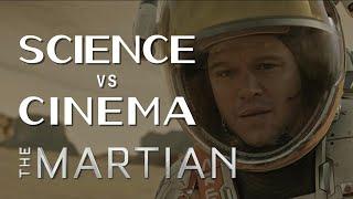 getlinkyoutube.com-Science vs. Cinema: THE MARTIAN - Full Episode