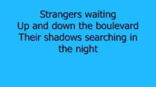 getlinkyoutube.com-Journey - Don't Stop Believing Lyrics