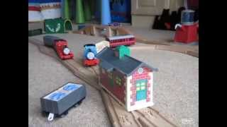 Thomas and Friends-Accidents Will Happen by Olo and Niko