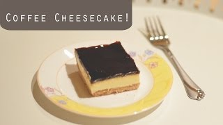 getlinkyoutube.com-Coffee Cheesecake !