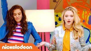KCA Emoji Challenge w/ Jace Norman, Lizzy Greene & More 🐝 | Kids' Choice Awards 2018 | Nick