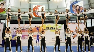 Cheer Aces All Stars at ACIC 2016