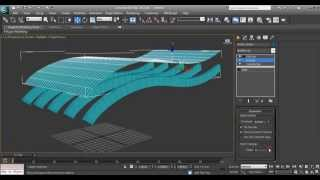 getlinkyoutube.com-3ds max tutorial - simple architectural surface