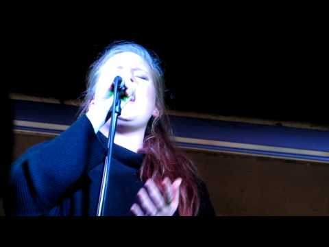 Adele Someone like You live at The Cavern Club Liverpool 5th Jan 2011