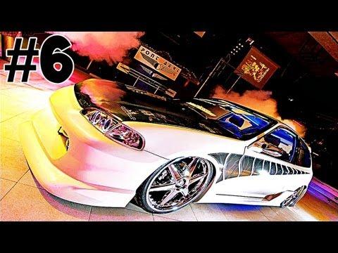 Carros Tunados 2012 #6, Tuning, Equipados, Rebaixados, Socados e Som Automotivo |#6|