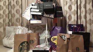 getlinkyoutube.com-Black Friday Shopping   Yılın Son Alışverişi Part 1   2015
