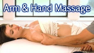 getlinkyoutube.com-Massage For Upper Body, Arms & Hands, Body Work Therapy For Relaxation Bodywork Masters ASMR