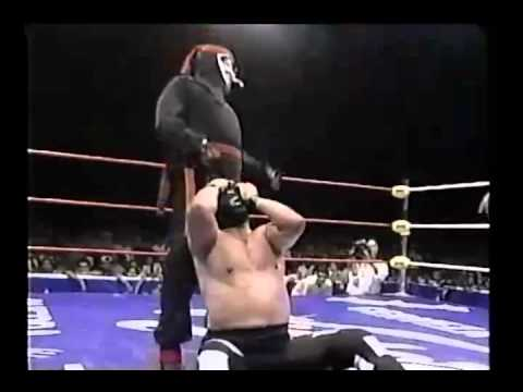 OCTAGON VS JAQUE MATE MASCARA VS MASCARA 10-12-99 PARTE 1-2