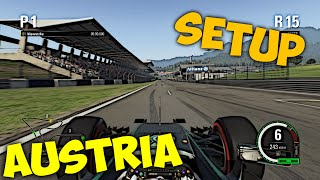 getlinkyoutube.com-F1 2015 Austria Setup + Hotlap 1:07.076 [PC][Gamepad][[HD+]