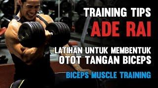 getlinkyoutube.com-Tips Ade Rai - Latihan Untuk Membentuk Otot Tangan Biceps / Biceps Muscle Training