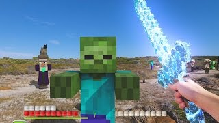 Minecraft In Real Life  | The Master Sword (Part 1)