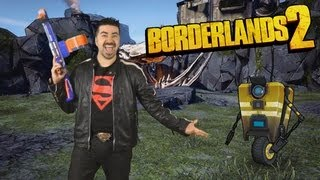 getlinkyoutube.com-Borderlands 2 Angry Review (w/ Guest Claptrap!)