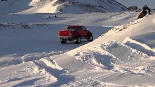 getlinkyoutube.com-Toyota Hilux/Toyota Tacoma Arctic Trucks