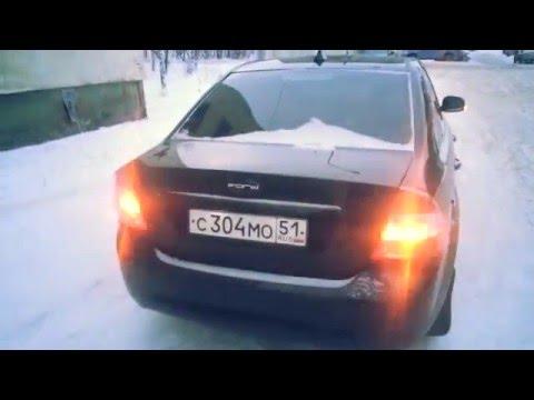 Ford Focus азиатские фонари. Внешний вид
