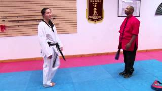 Taekwondo: Fighting Techniques