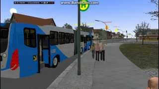 getlinkyoutube.com-OMSI 2 - Millennium BRT Articulado Volvo B340M [+DOWNLOAD]