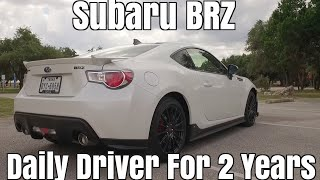 getlinkyoutube.com-Daily Driving A Subaru BRZ For 2 Years - Ownership Update