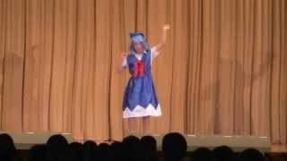 getlinkyoutube.com-チルノのパーフェクトさんすう教室 ≪文化祭で≫ 踊ってみた