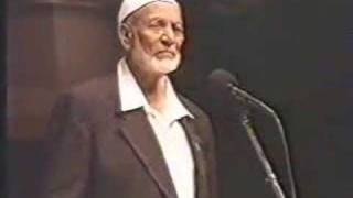 Ahmed Deedat- Christ in Islam Part 15 of 15