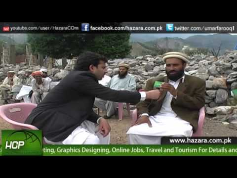 Kaghan Valley Voters Demanding Pak-Army troops for Fair Election