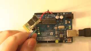 getlinkyoutube.com-Arduino и Bluetooth модуль HC-05 Wireless Bluetooth RF Transceiver Module RS232 TTL
