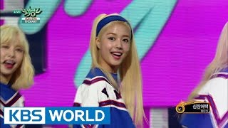 getlinkyoutube.com-myB - MY OH MY | 마이비 - 심장어택 [Music Bank K-Chart / 2015.09.18]