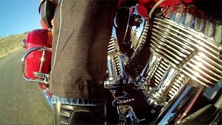 getlinkyoutube.com-Indian Roadmaster Test - MotorcycleTV Review