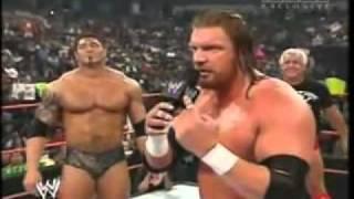 getlinkyoutube.com-RAW 2004 Triple H calls out Randy Orton